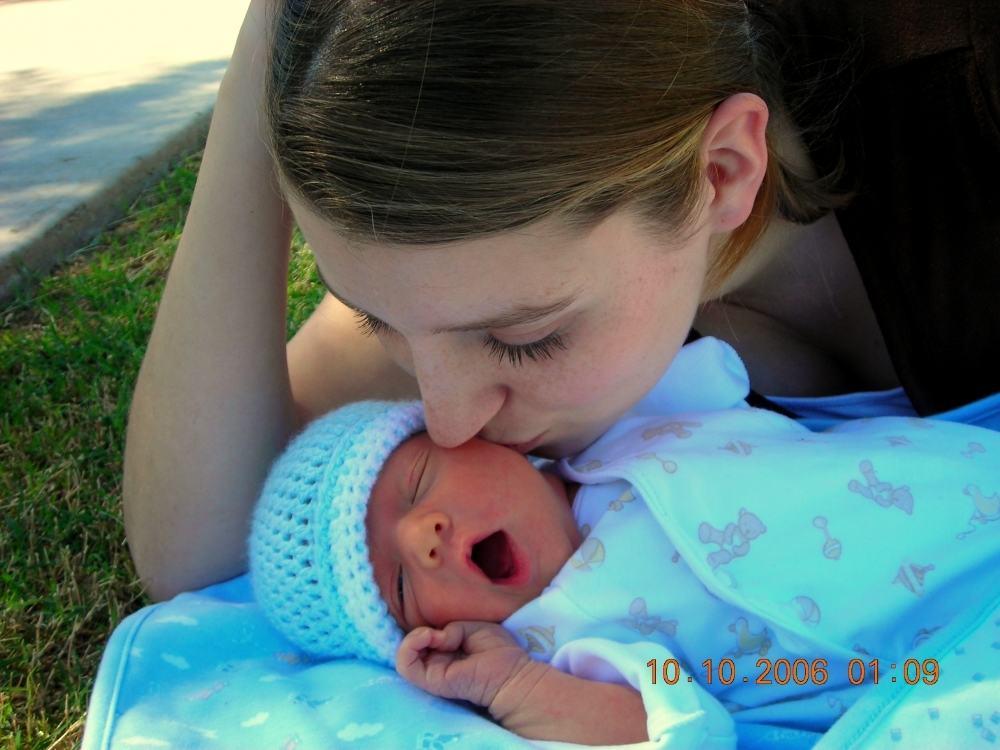 New Baby nathan