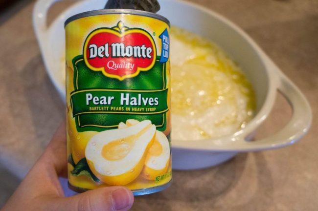 Pear Cobbler recipes