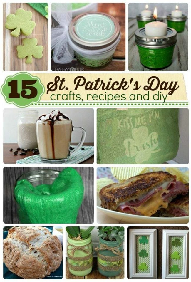 15 St Patrick's Day Ideas