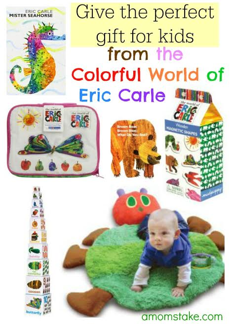 Give The Perfect Gift For Kids From The Colorful World Of