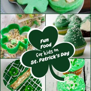 13 Fun Kids Food for St Patrick's Day