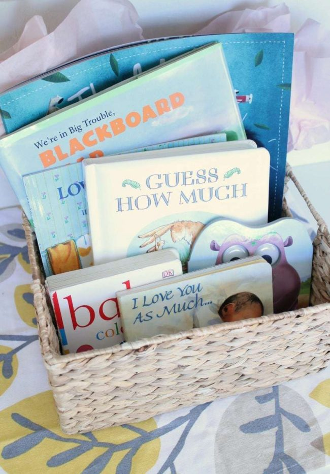 book easter basket