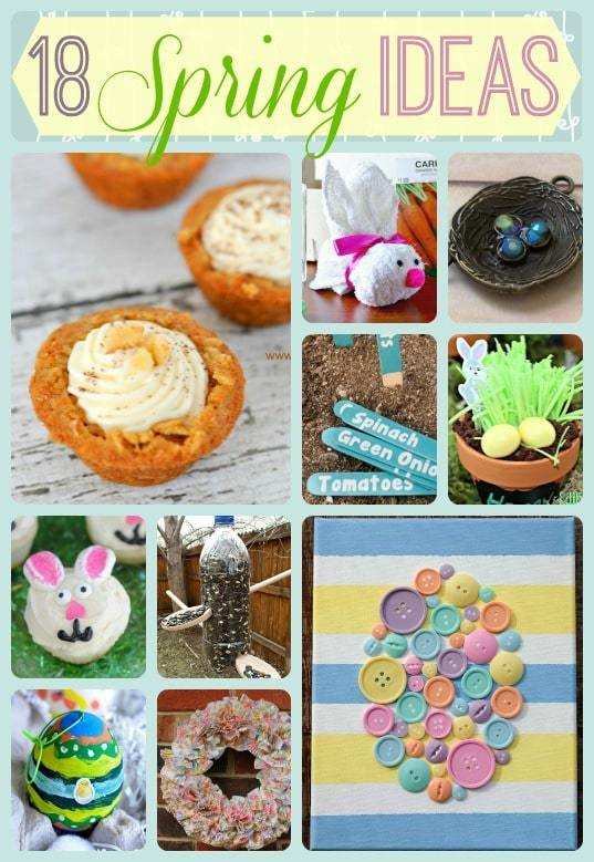 18 Ideas for Spring