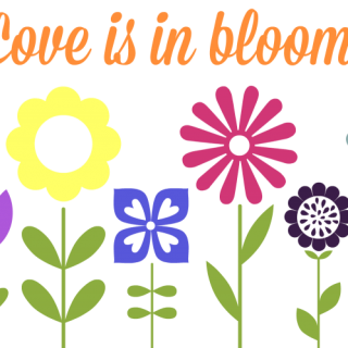 How to Etch a Glass Bottle + Love is in Bloom Printable
