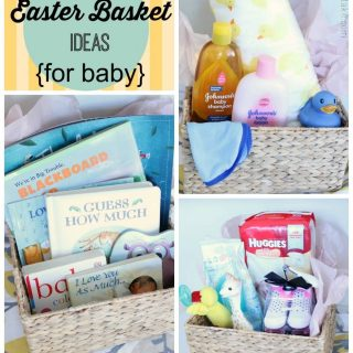 Creative Easter Basket Ideas for Baby