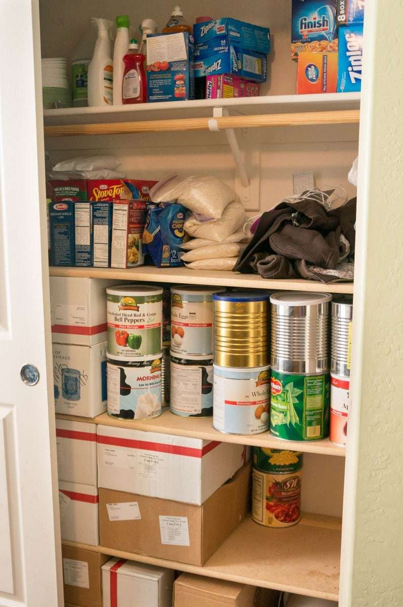 3 Creative Pantry Storage Ideas
