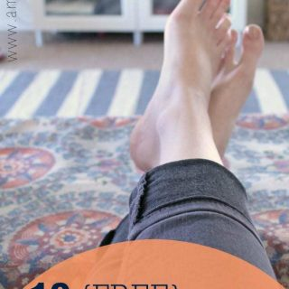 10 Free Ways for Moms to Relieve Stress