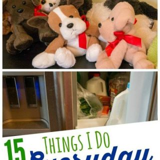 15 Things I do Everyday