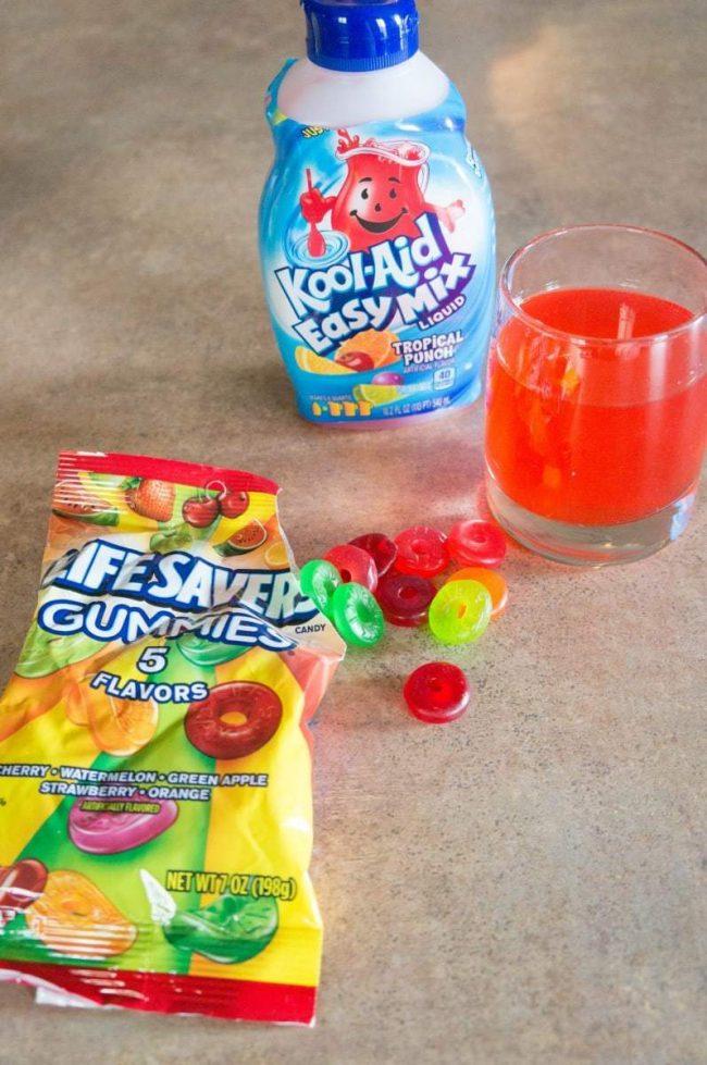 Gummy Popsicles 02908