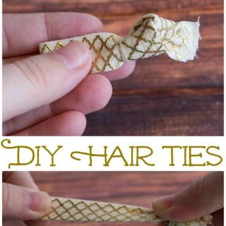 Young Women's Values – DIY Hair Ties