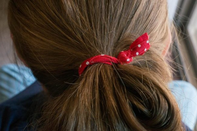 YW DIY Hair Ties