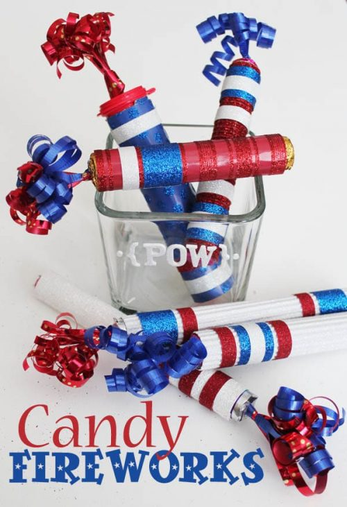Candy-Fireworks
