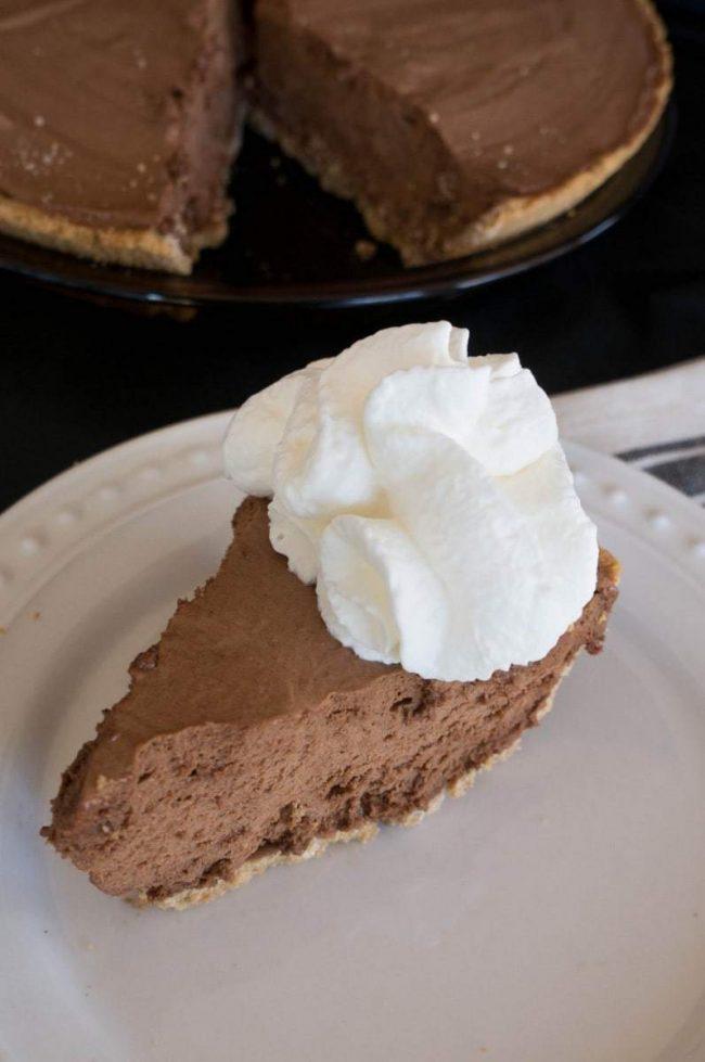 Chocolate Pie 03369