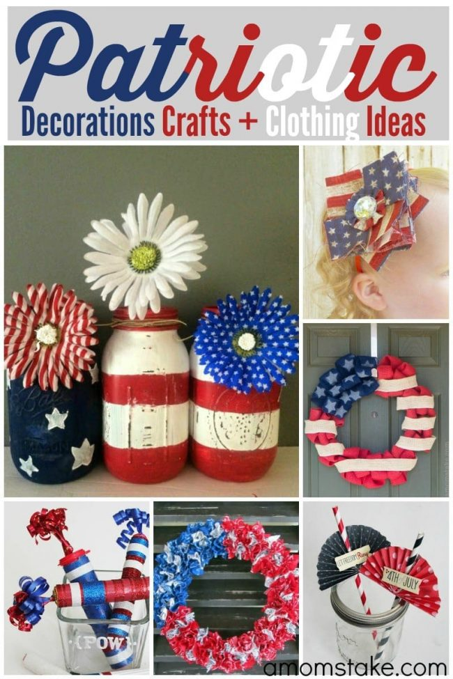Patriotic DIY Ideas