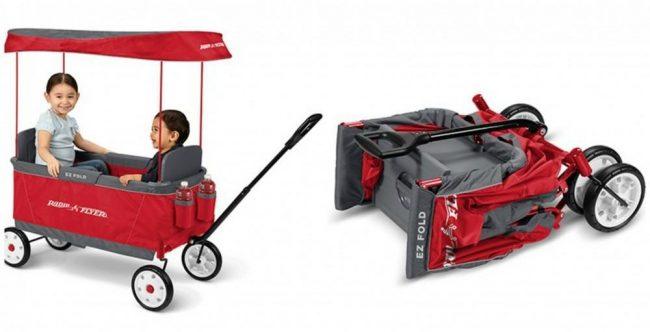 ez fold wagon