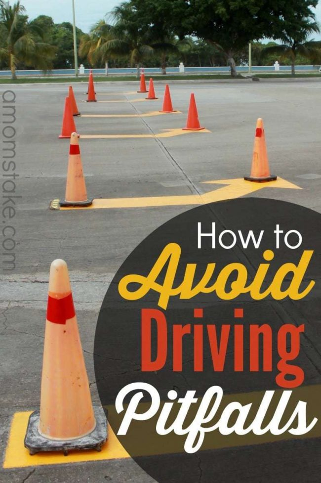 driving pitfalls
