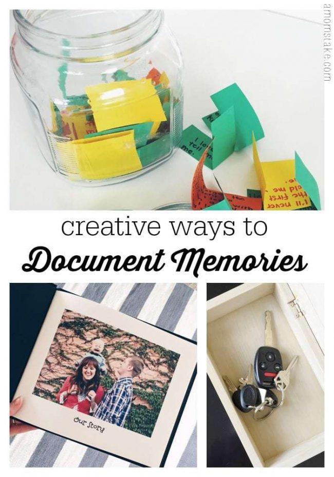 document memories