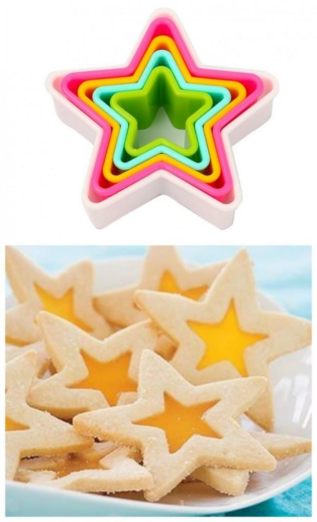 star cookie cutters
