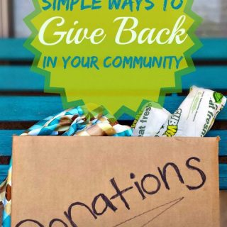 Simple Ways to Give Back in Your Community