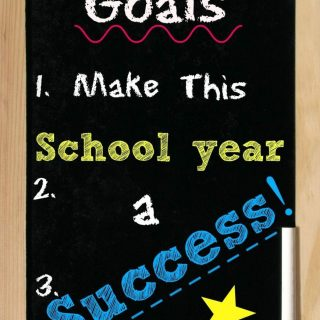 Make this School Year a Success