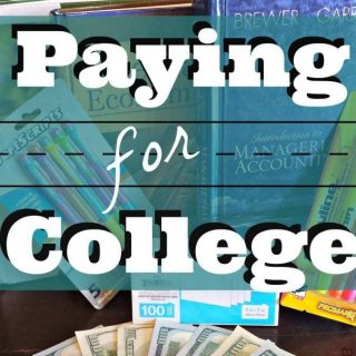 Tips for Paying for College