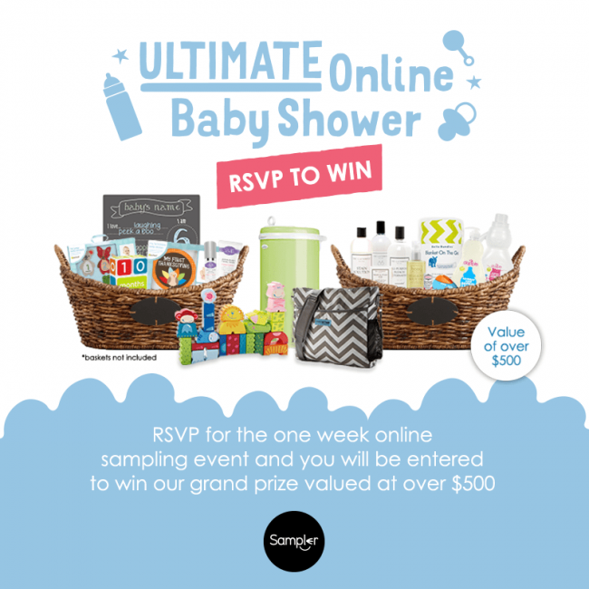 Baby freebies and giveaways