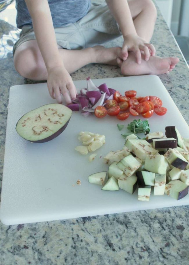 simplify mealtime