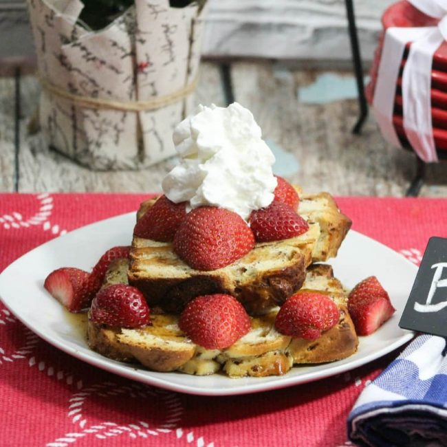 Kneaders French Toast 2-001