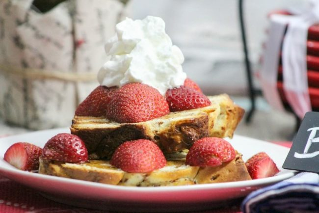 Kneaders French Toast 6