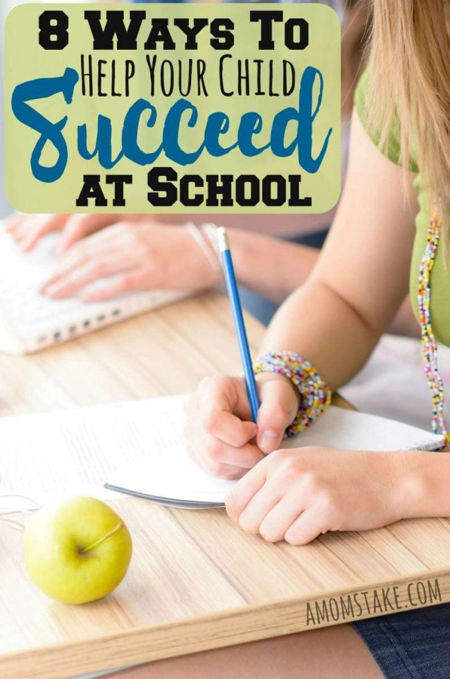 Succeed-at-school