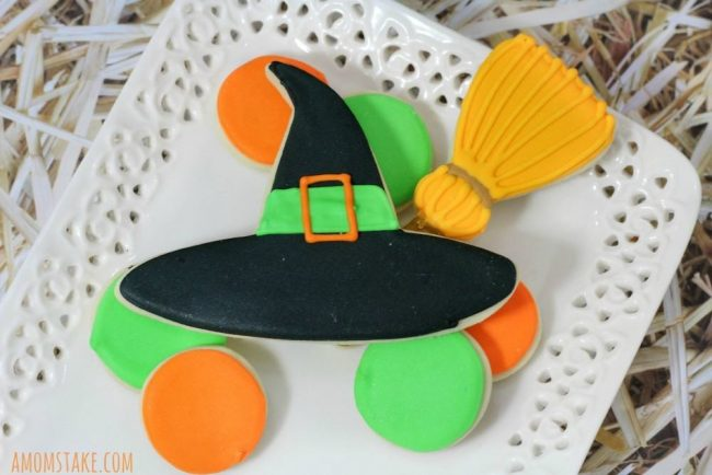 Witch Hats & Brooms Cookies 2ed