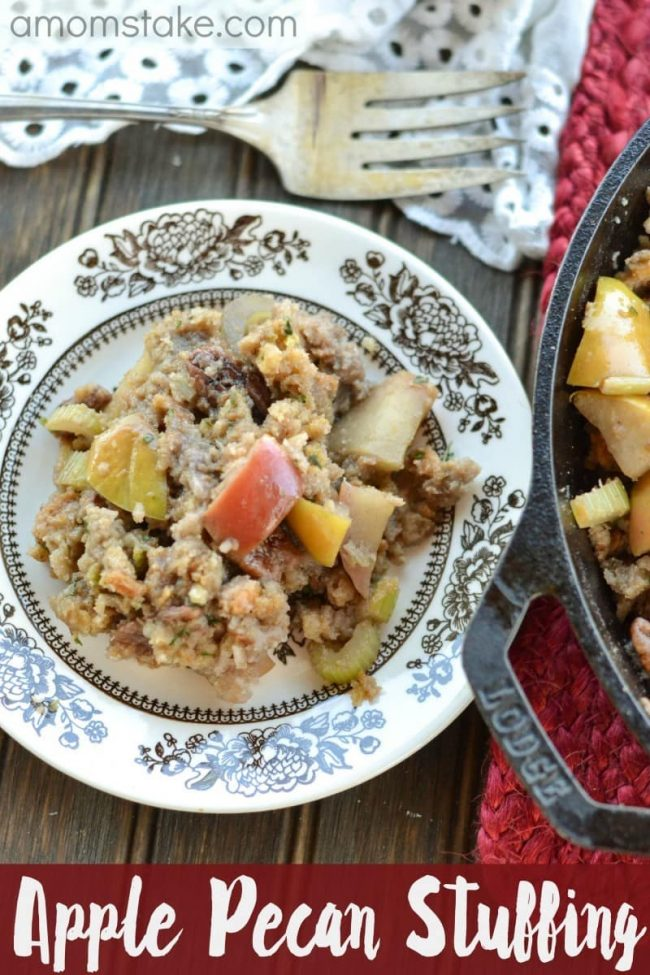 Apple Stuffing Recipe
