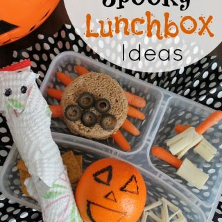 Spooky Lunchbox Ideas