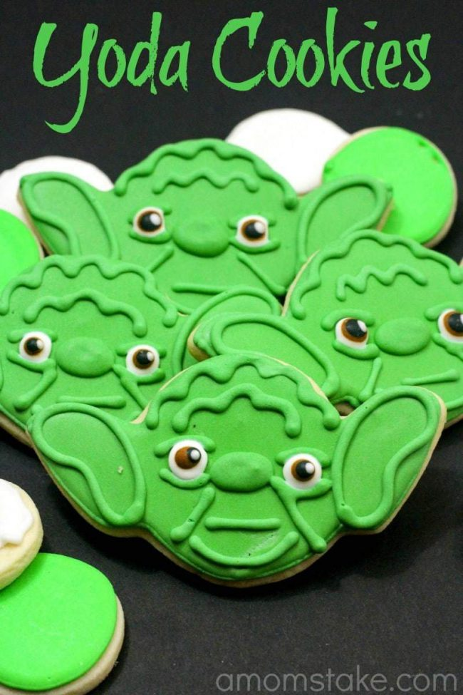 Yoda Cookies 2