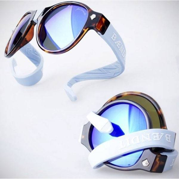Bendable sunglasses