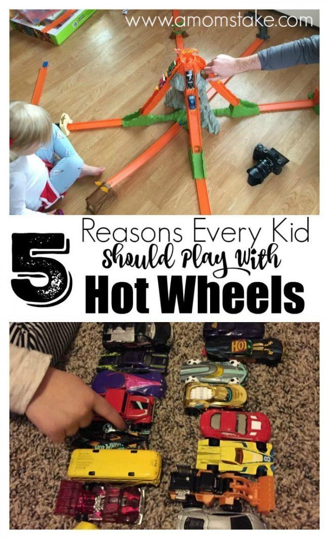 Hot Wheels Title