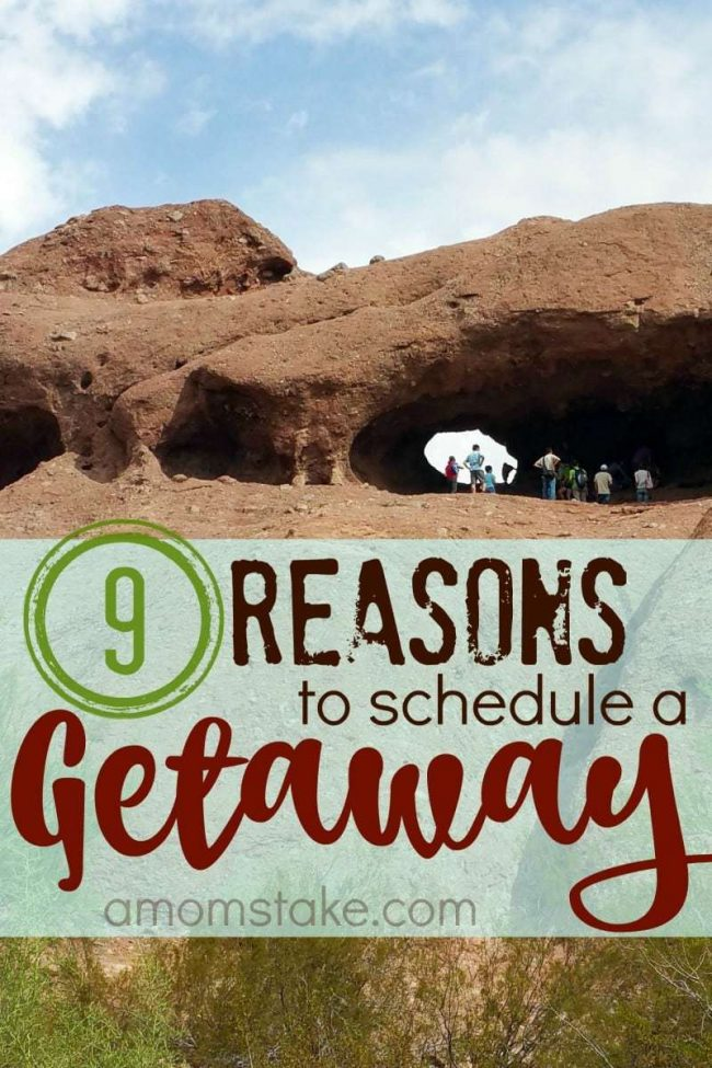 Find reasons (or excuses!) to schedule your next getaway, vacation, trip, night out, staycation - you name it! Take the time to travel to rejuvenate and relax.