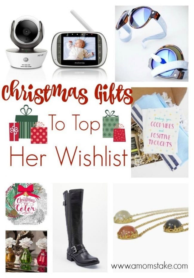 Christmas Gifts To Top Her Wishlist A Mom 39 S Take