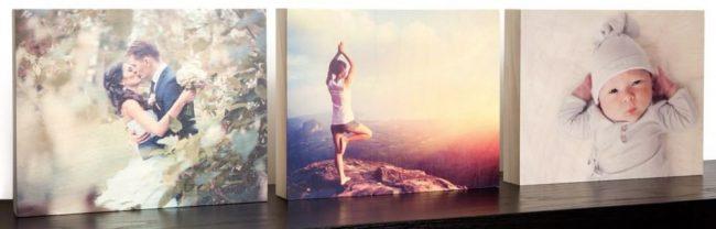Wood Photo Prints