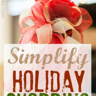 5 Tricks to Simplify Holiday Shopping