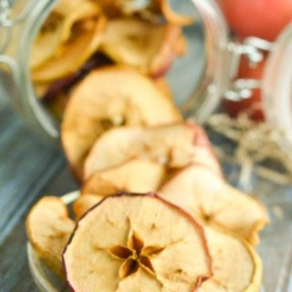 Baked Apple Chips Recipe