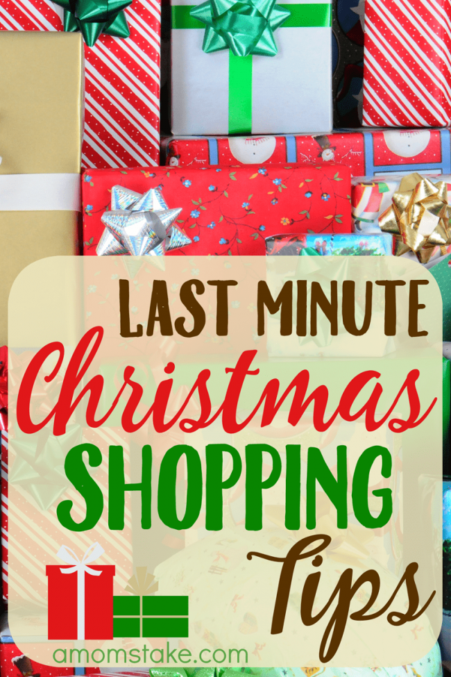 Last-Minute Christmas Shopping Tips 1