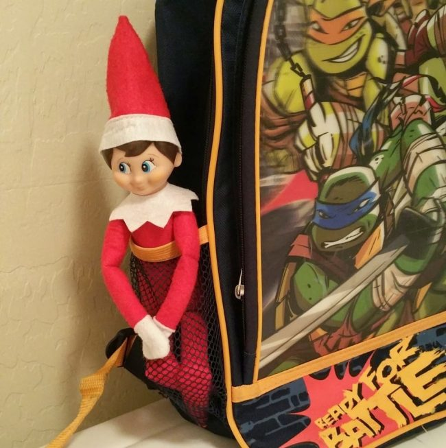 elf on the shelf ideas 5