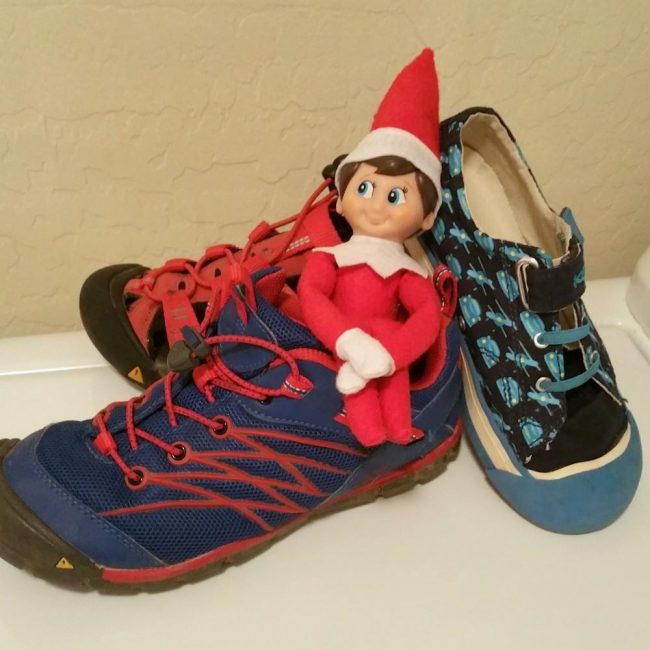 elf on the shelf pictures ideas