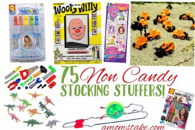 stocking stuffer ideas non candy