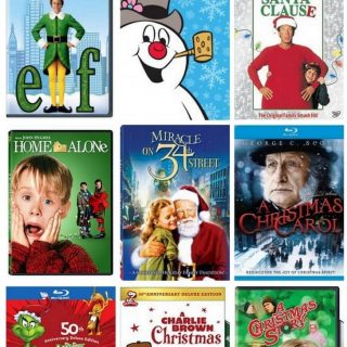 Top 25 Christmas Movies to Watch in December!