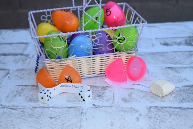 Christ Centered Easter Basket