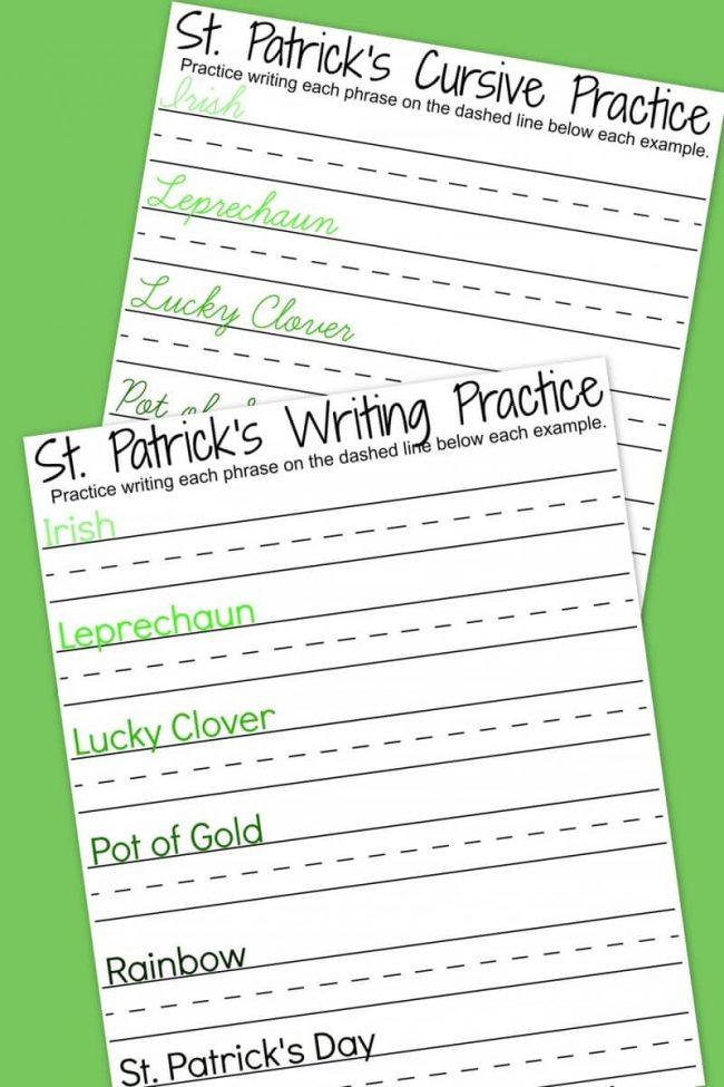 StPatricks-Handwriting