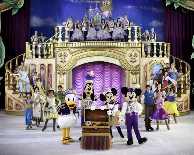 Disney on Ice Treasure Island