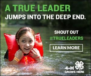 4-H is helping to raise #TrueLeaders